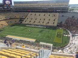 Tiger Stadium Section 630 Rateyourseats Com