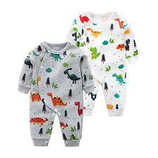 <b>YiErYing Newborn</b> Clothing 2018 New Baby Boy Girl Rompers ...
