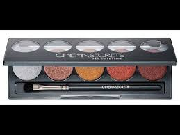 cinema secrets ultimate 5 in 1 pro palette in chroma collection
