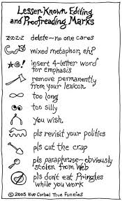 Proofreading Symbols Every Proofreader Should Know