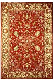 red and gold rug red gold oriental rug red green gold rug