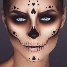 skull candy sugar skull makeup by crazy talented mua jordan liberty