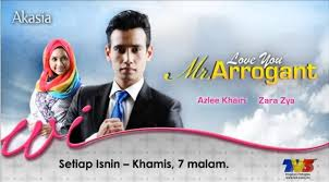 Drama BAru Slot Akasia Love You Mr. Arrogant