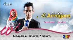 Drama BAru Slot Akasia Love You Mr. Arrogant