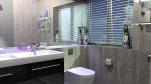 Rain Glass Bathroom Window Modern Bathrooms Designs Rain Forest Shower Dark Gray Tile Accent