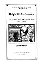 Ralph And Emerson Waldo 10 lectures The Biographical Vol Of Works fnF8BE