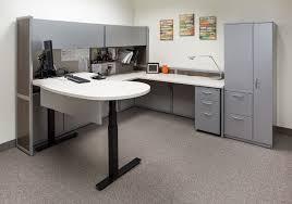 Interior furniture office Systems Officedeskinteriorconceptssittostand12 Rieke Office Interiors Interior Concepts Standing Desk Ergonomic Office Furniture Solutions