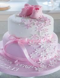 Baptism Cakes Images Skírn Christening Cake Girls Baby