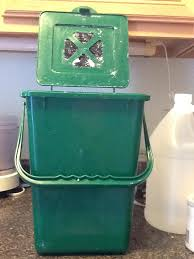 kitchen compost pail my compost bucket pail container kitchen compost bins canadian tire