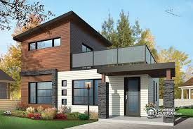 Beautiful affordable Modern house plan collection Drummond House