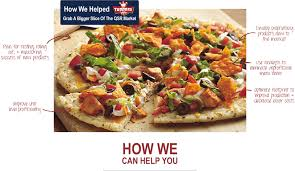 toppers pizza case study