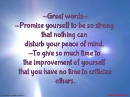 Promise Yourself To Be So Strong Quote Best of Promise Yourself To Be So Strong That Nothing Can Positive