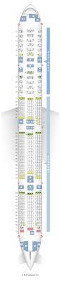 Boeing 777 300er Seating Chart Thai Airways Seatguru Seat Map Thai Boeing 777 300er 77w Flugzeug