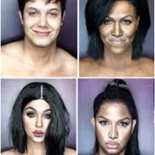 how to do makeup to make a guy look like a mugeek vidalondon