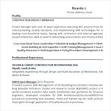 Program Manager Resume Samples Simple Program Manager Resume Pdf Foodcityme