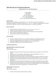 Download Hr Payroll Resume Sample DiplomaticRegatta Stunning Payroll Resume