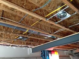 how to install recessed lighting in a finished basement ceiling rh higabriel com installing recessed lighting in basement ceiling installing recessed lights