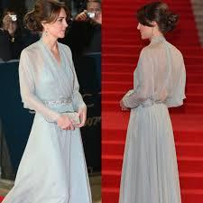 Herzogin Catherine Ohne Bh Bei James Bond Gala De