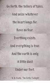 Yeats Quotes Custom Wb Yeats Quotes Tumblr