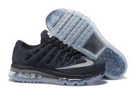 nike running shoes 2016 black. nike air max 2016 men\\\u0027s running shoes black