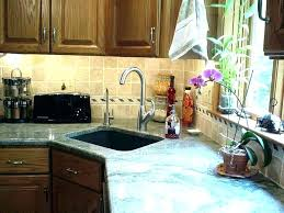 Countertop Decor Ideas Kitchen Counter Decoration Gallery Of Modern