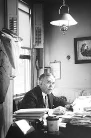 book review h l mencken prejudices wsj h l mencken at his writing desk in the mid 1940s