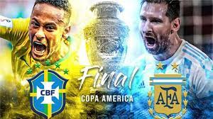 رابط مشاهدة مباراة البرازيل والأرجنتين بث مباشر يلا شوت نهائي كوبا أمريكا  2021