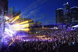 In the edm industry, one could think that the ultra music festival is seeking global domination…because they have been throwing events in nearly every corner of the globe. An Abridged History Of Movement Detroit S Electronic Music Festival Mlive Com