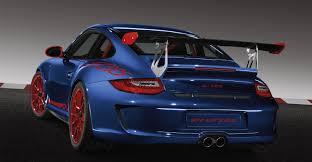 Gray porsche coupe, khyzyl saleem, artwork, 3d, car, vehicle. 2010 Porsche Gt3 Rs Wallpapers Porsche Mania