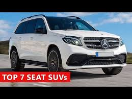 7 amazing 7 seater suvs and 3 row cars