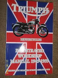 parts manual triumph 1956 6t