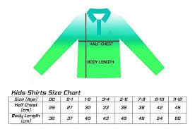 Kids Size Chart Australia Size Design Works Australia Com