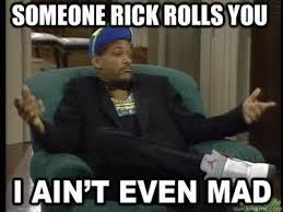 I Ain't Even Mad   Know Your Meme via Relatably.com