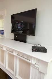tv hideaway furniture. How To Build A Custom TV Lift Tv Hideaway Furniture