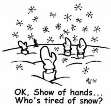 Image result for no more snow