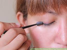 image led wear makeup without your pas knowing step 4