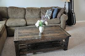 pallet coffee table 18 diy pallet coffee tables from extra large