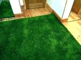 grass rug indoor faux grass rug stunning decoration fake grass carpet com indoor outdoor green