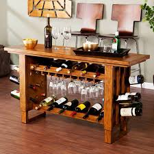 Wine storage table Buffet Back To Amazing Modern Wine Rack In Kitchen Hotelpicodaurze Designs Wine Storage Home Hotelpicodaurze Designs