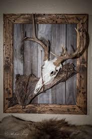 Pin by reba wade on Create   Deer antler decor, Antlers decor, Deer hunting  decor