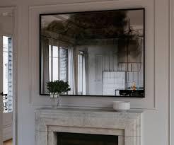 black frame custom modern hanging