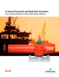 g series bettis pdf catalogue technical documentation brochure g series 1 6 pages