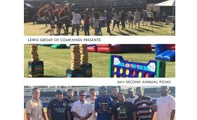 Company Picnic Template Linkedin Template Company Picnic Collage Lewis Group Of Companies