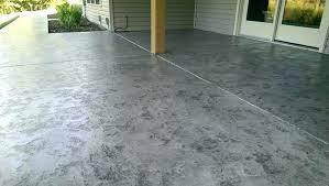 acid washed concrete patios acid wash concrete patio acid stained concrete
