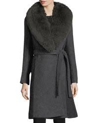 Fleurette Coat Nordstrom Rack Lyst Shop Women's Fleurette Coats from 100 36