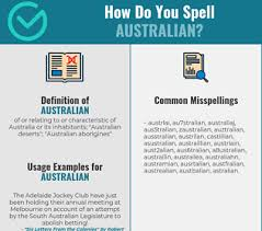 The nato phonetic alphabet is a spelling alphabet, a set of words used instead the nato (north atlantic treaty organization) phonetic alphabet is currently officially denoted as the international. Correct Spelling For Australian Infographic Spellchecker Net