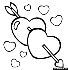 Small Picture Disney Valentines Day Printable Coloring Pages Archives