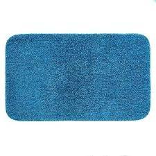 mohawk bath mat basic bath in x in nylon bath mat in french blue mohawk memory