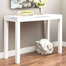 Image of: Entryway Table Modern Glossy