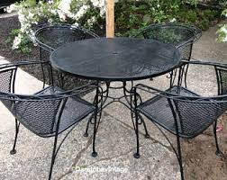 Patio Stones As Outdoor Patio Furniture With Amazing Wrought Iron